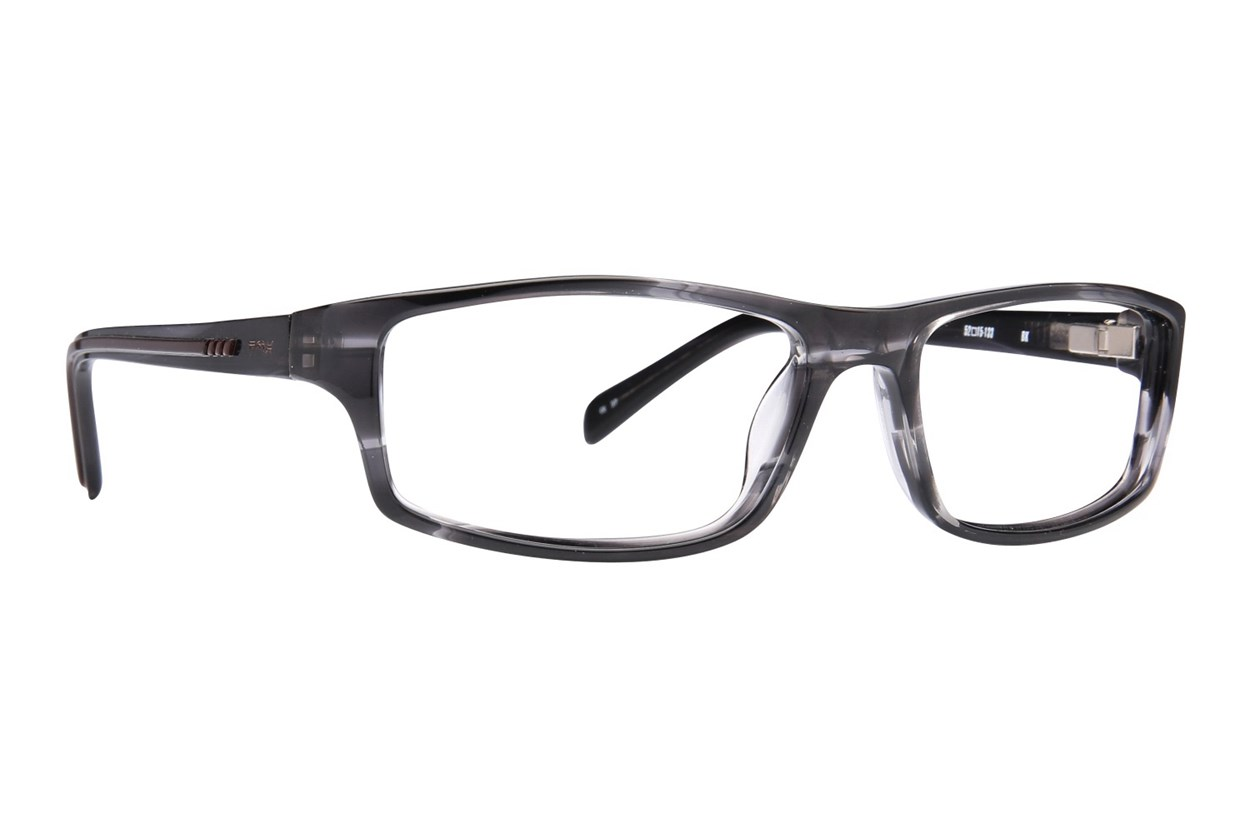 TMX by Timex Hammer Black Glasses