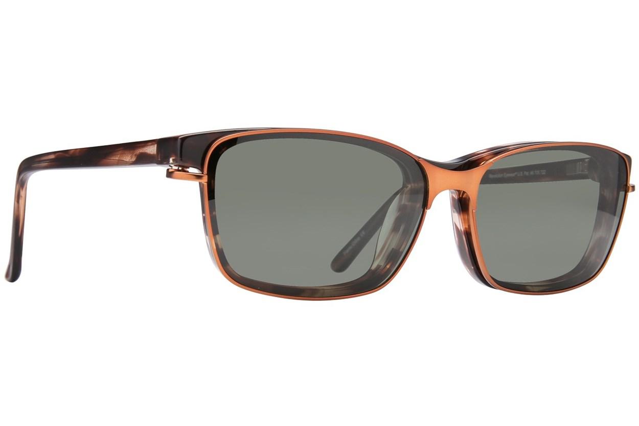 Revolution Hoboken Brown Glasses