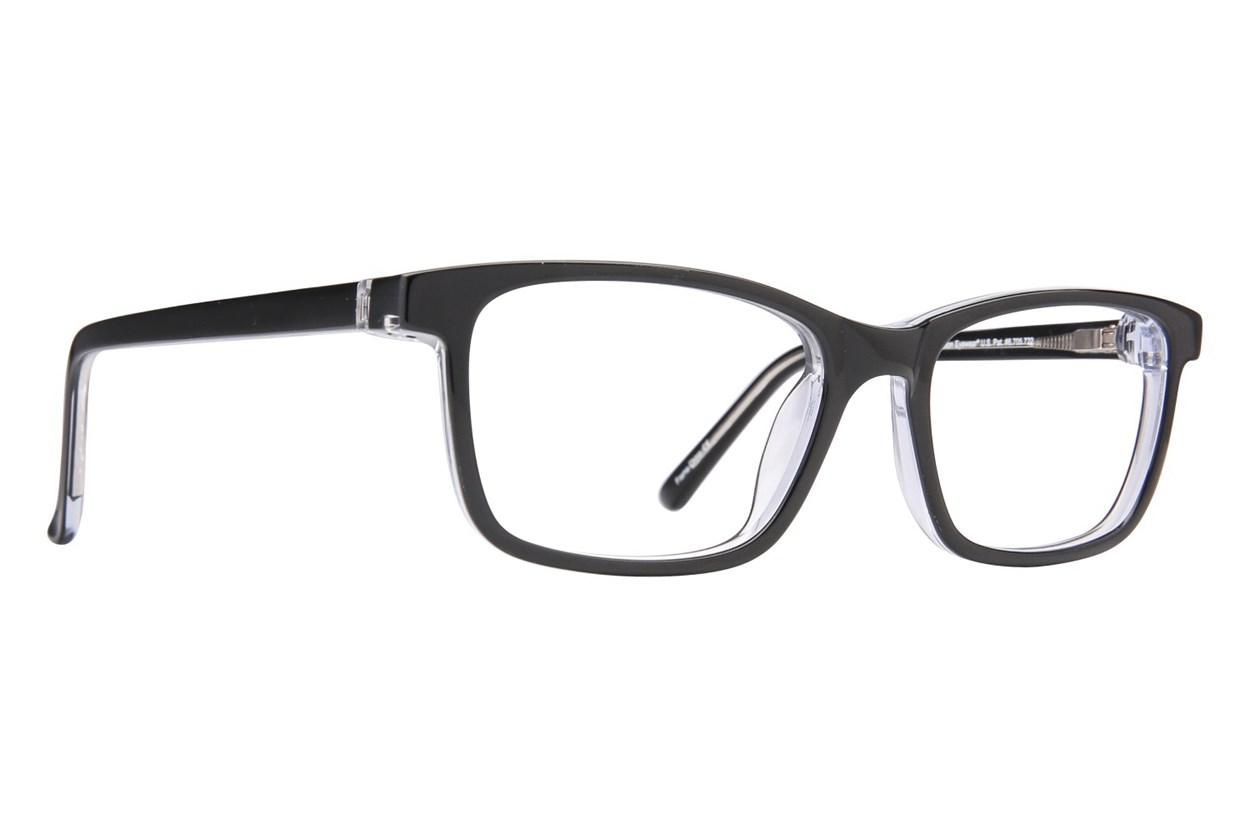Revolution Hoboken Black Glasses