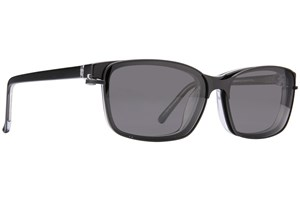 Click to swap image to alternate 1 - Revolution Hoboken Black Glasses