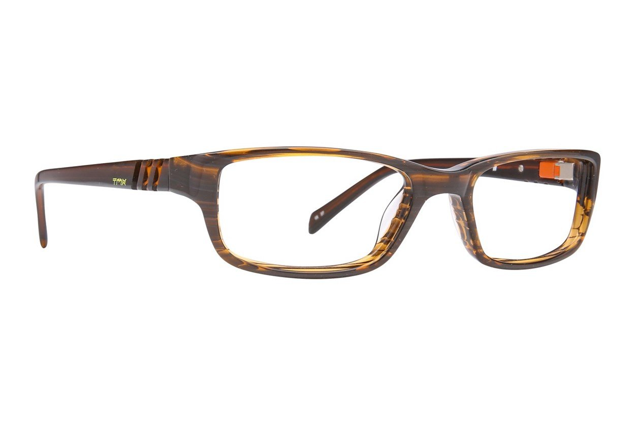 TMX by Timex Inbound Brown Glasses