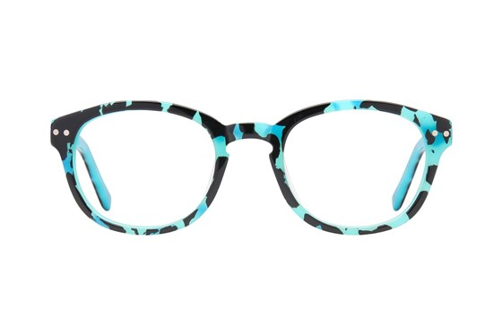 Kensie Girl Jump Turquoise Glasses