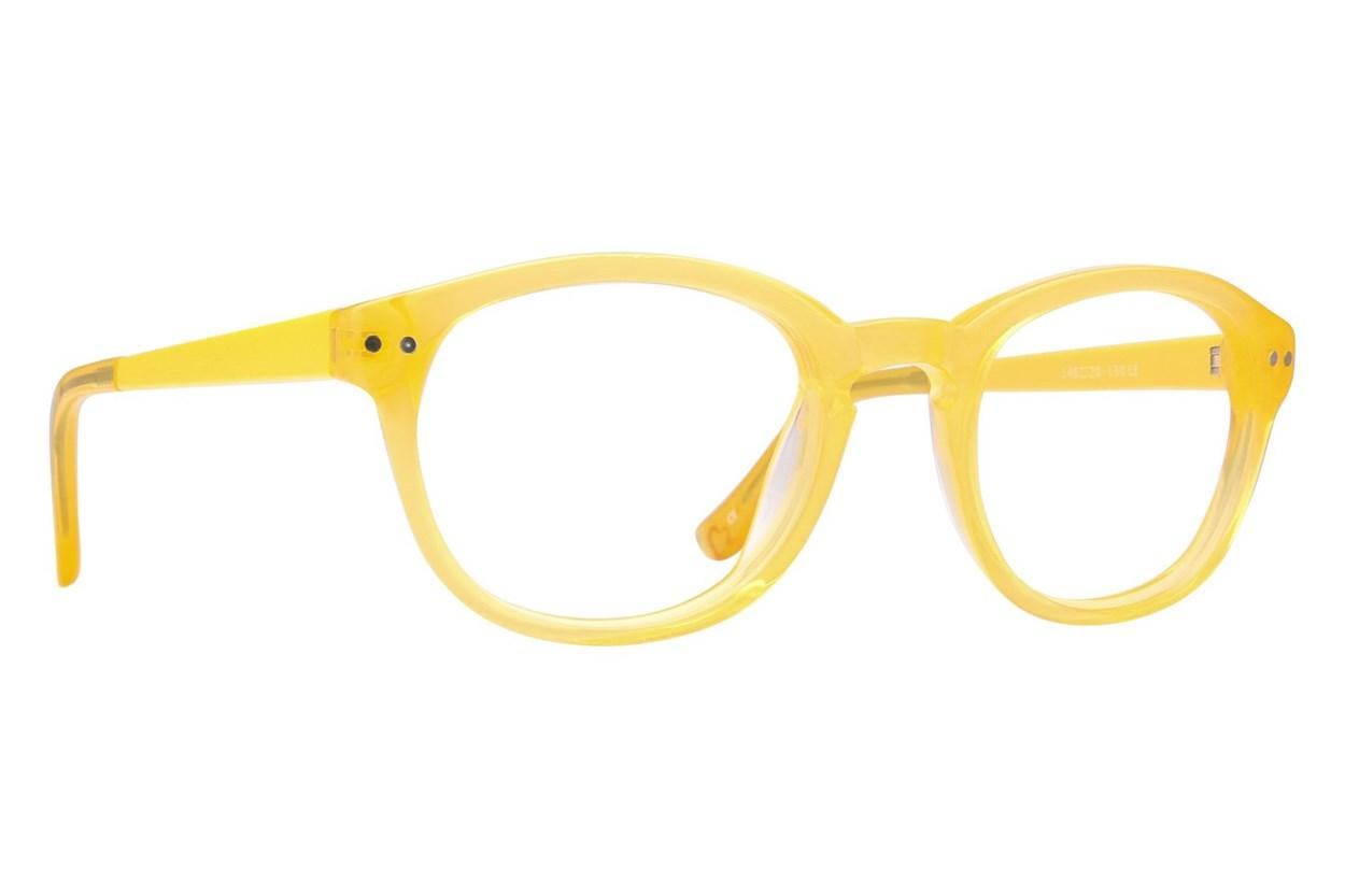 Kensie Girl Jump Yellow Glasses