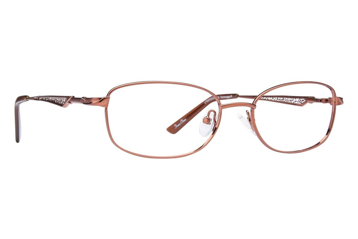 Caravaggio Lily Brown Glasses