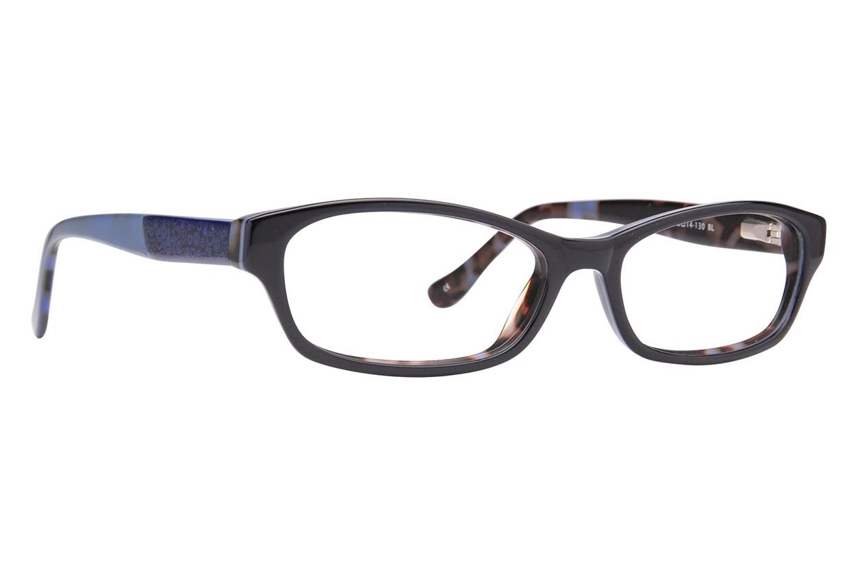 Kensie Girl Peace Blue Glasses