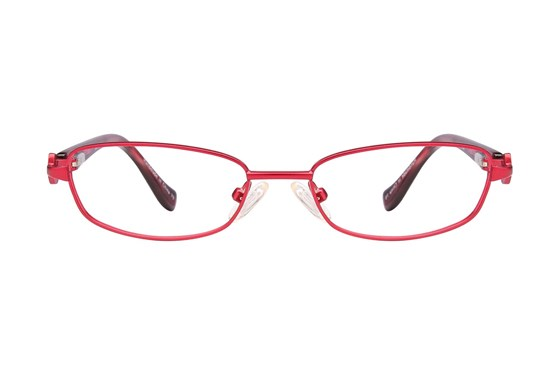 Kensie Girl Peony Red Glasses