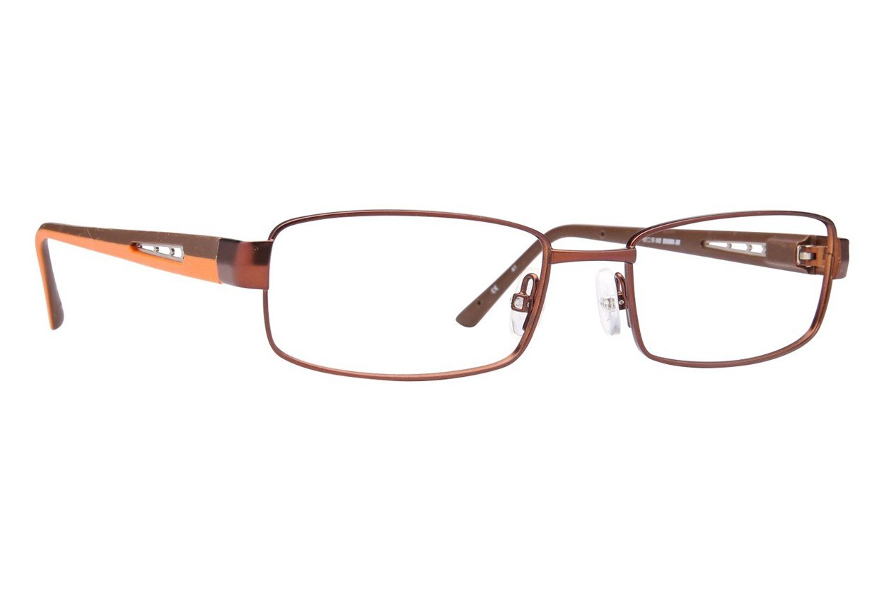 TMX by Timex Pivot Brown Glasses
