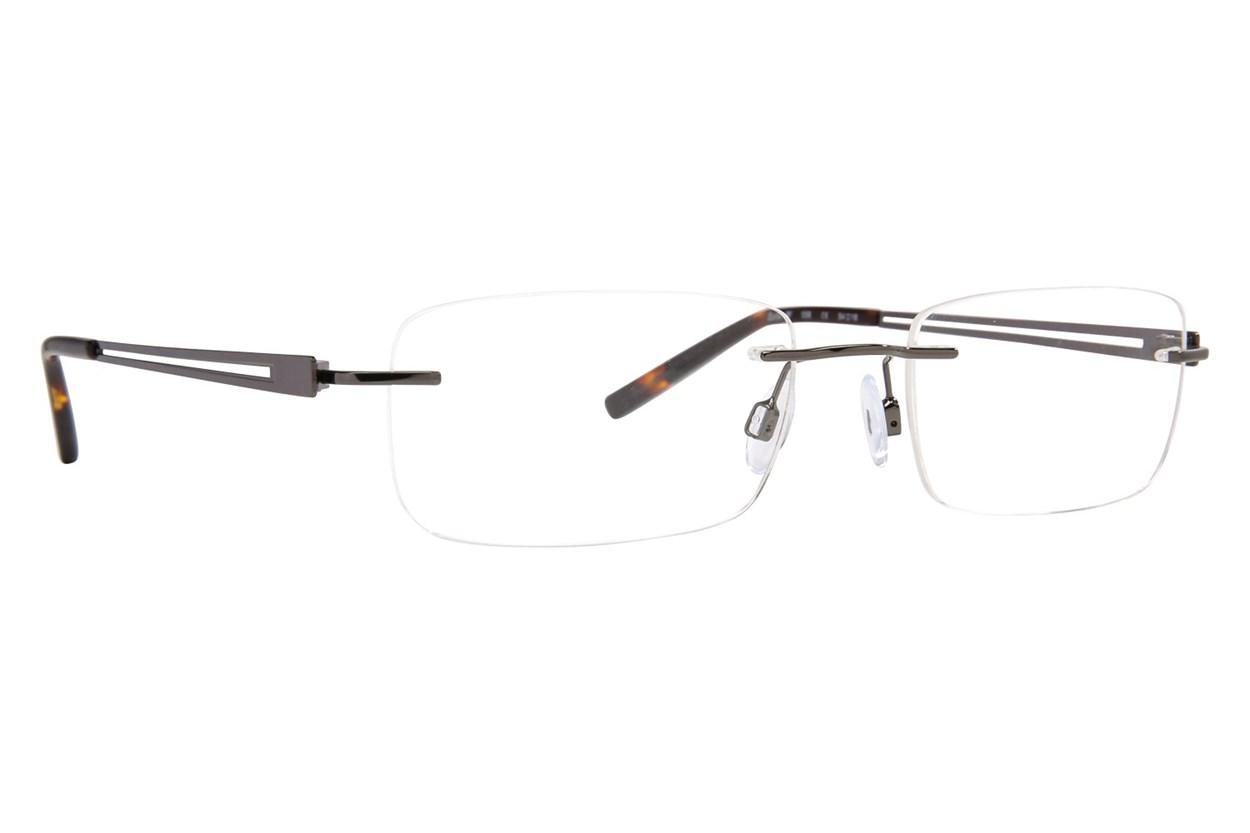 Invincilites Zeta W Gray Glasses