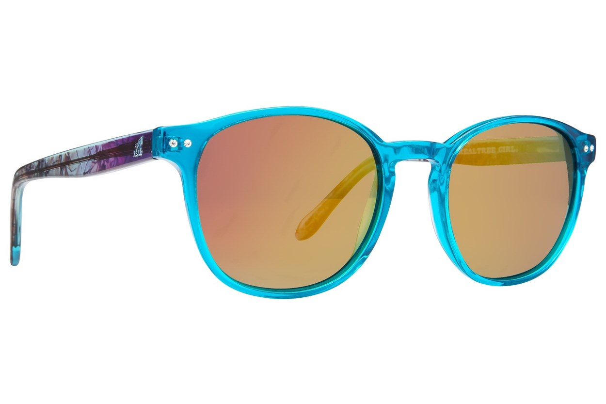 Realtree Girl G200 Green Sunglasses
