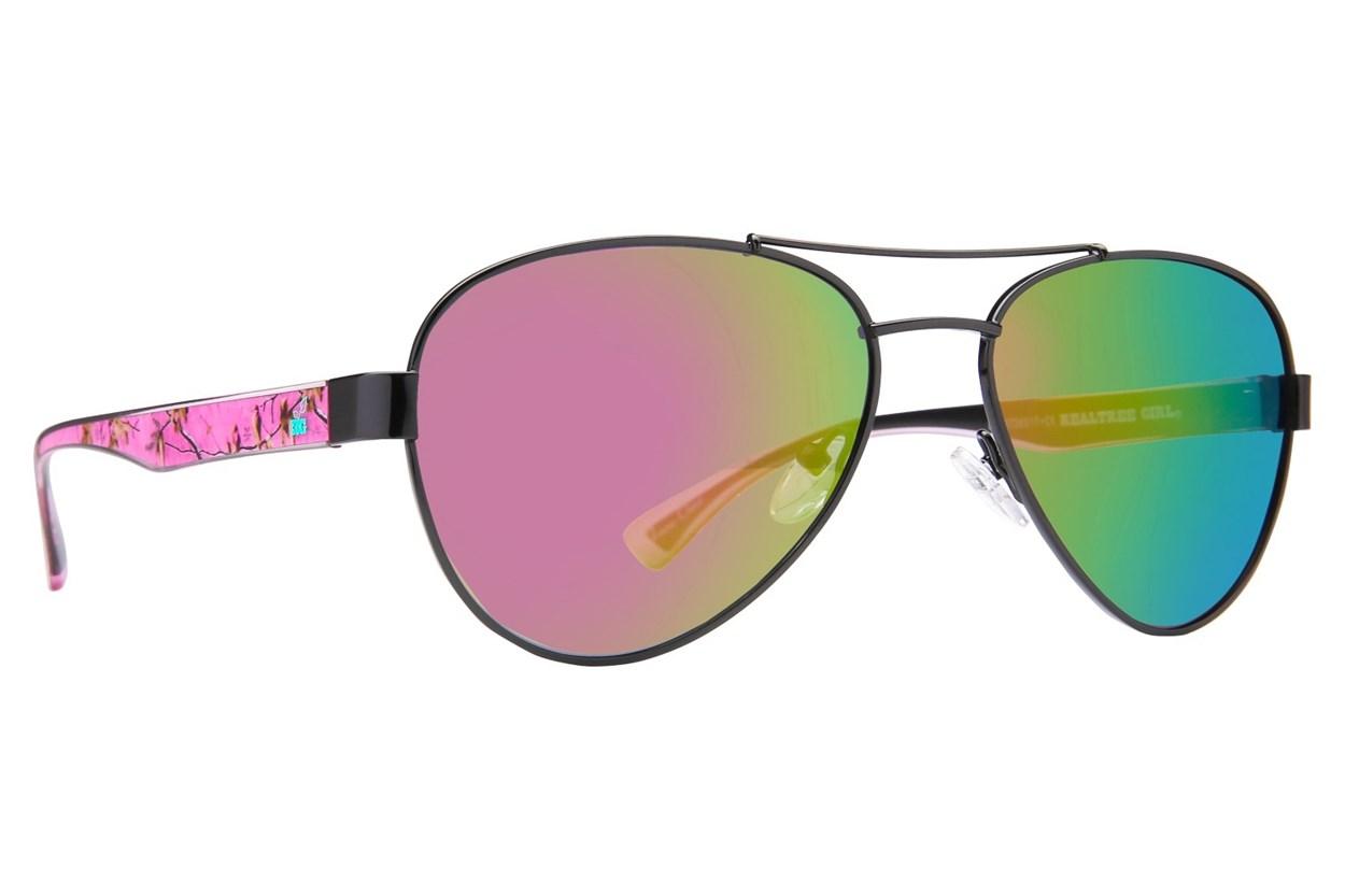 Realtree Girl G201 Black Sunglasses