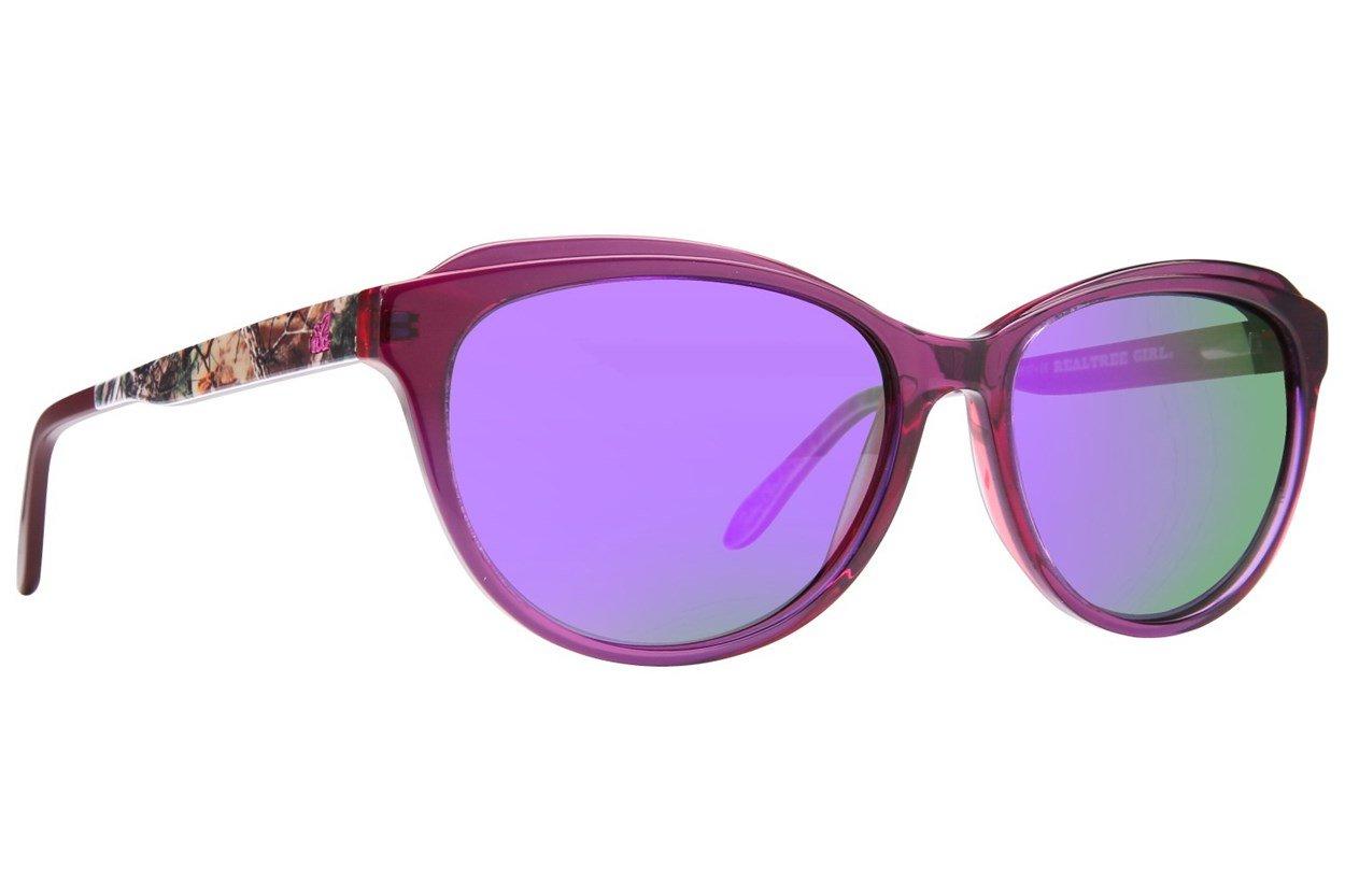 Realtree Girl G203 Purple Sunglasses