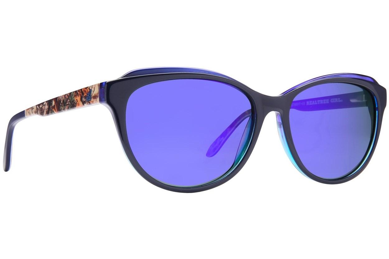 Realtree Girl G203 Blue Sunglasses