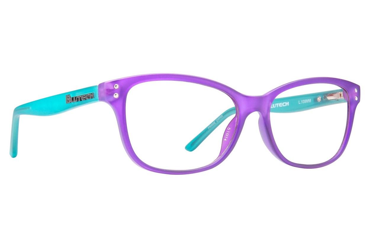 BluTech Bright Idea Purple ComputerVisionAides