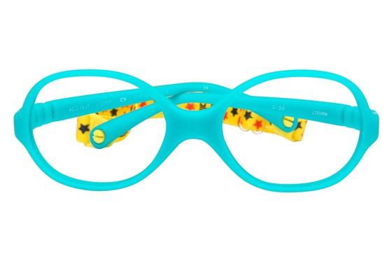 dilli dalli Cupcake Turquoise Glasses