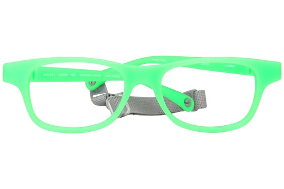 dilli dalli Rainbow Cookie Green Glasses