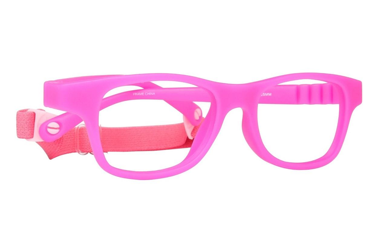 dilli dalli Rainbow Cookie Pink Glasses