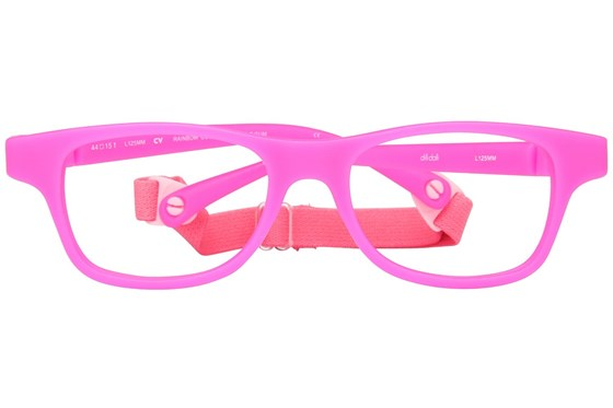 dilli dalli Rainbow Cookie Pink Glasses