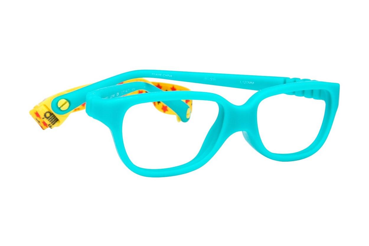 dilli dalli Tutti Frutti Turquoise Glasses