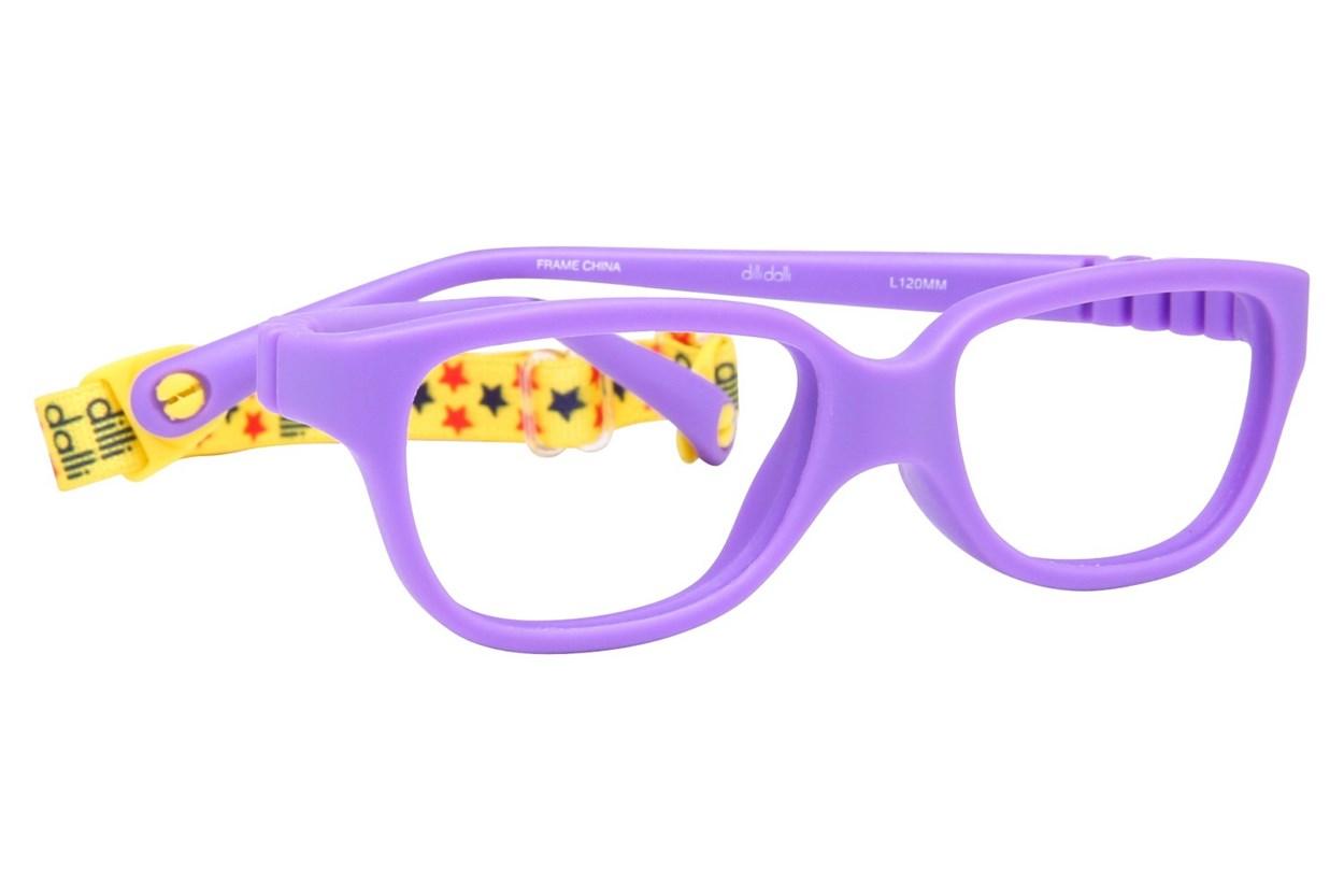 dilli dalli Tutti Frutti Purple Glasses