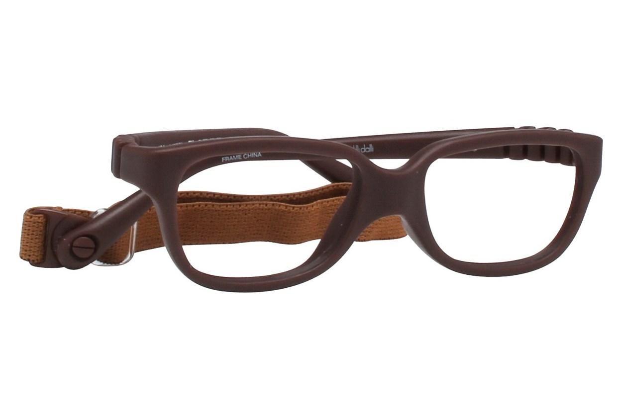 dilli dalli Tutti Frutti Brown Glasses