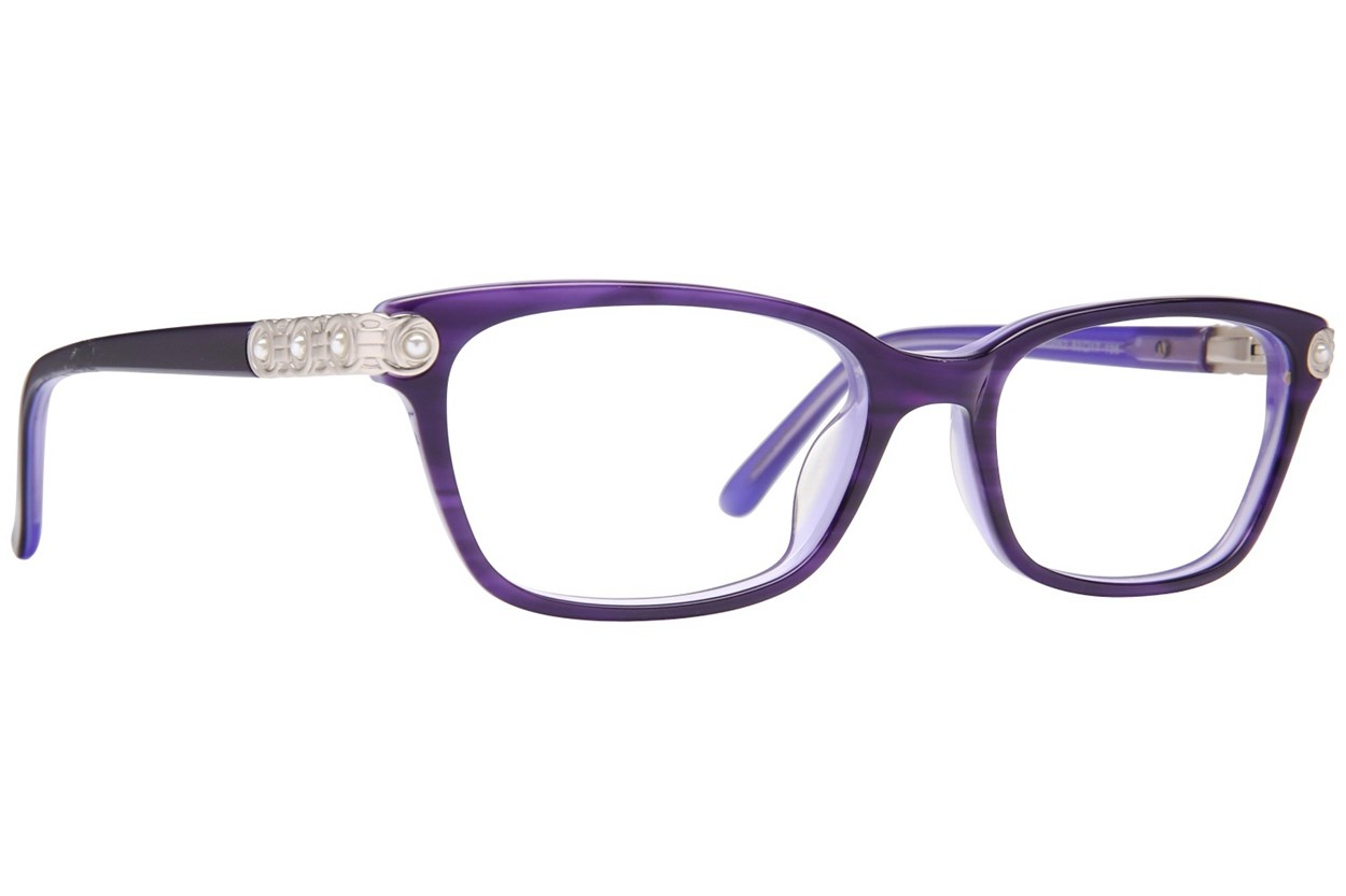 Renato Balestra RB009 Purple Glasses