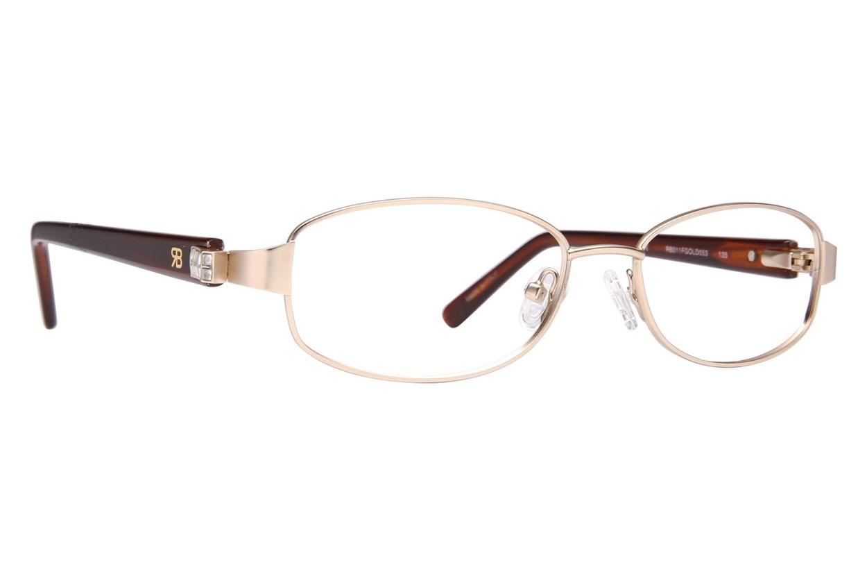 Renato Balestra RB011 Gold Glasses