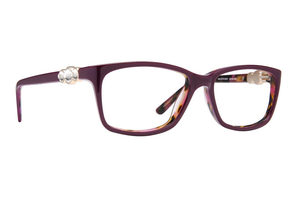 Renato Balestra RB014 Purple Glasses