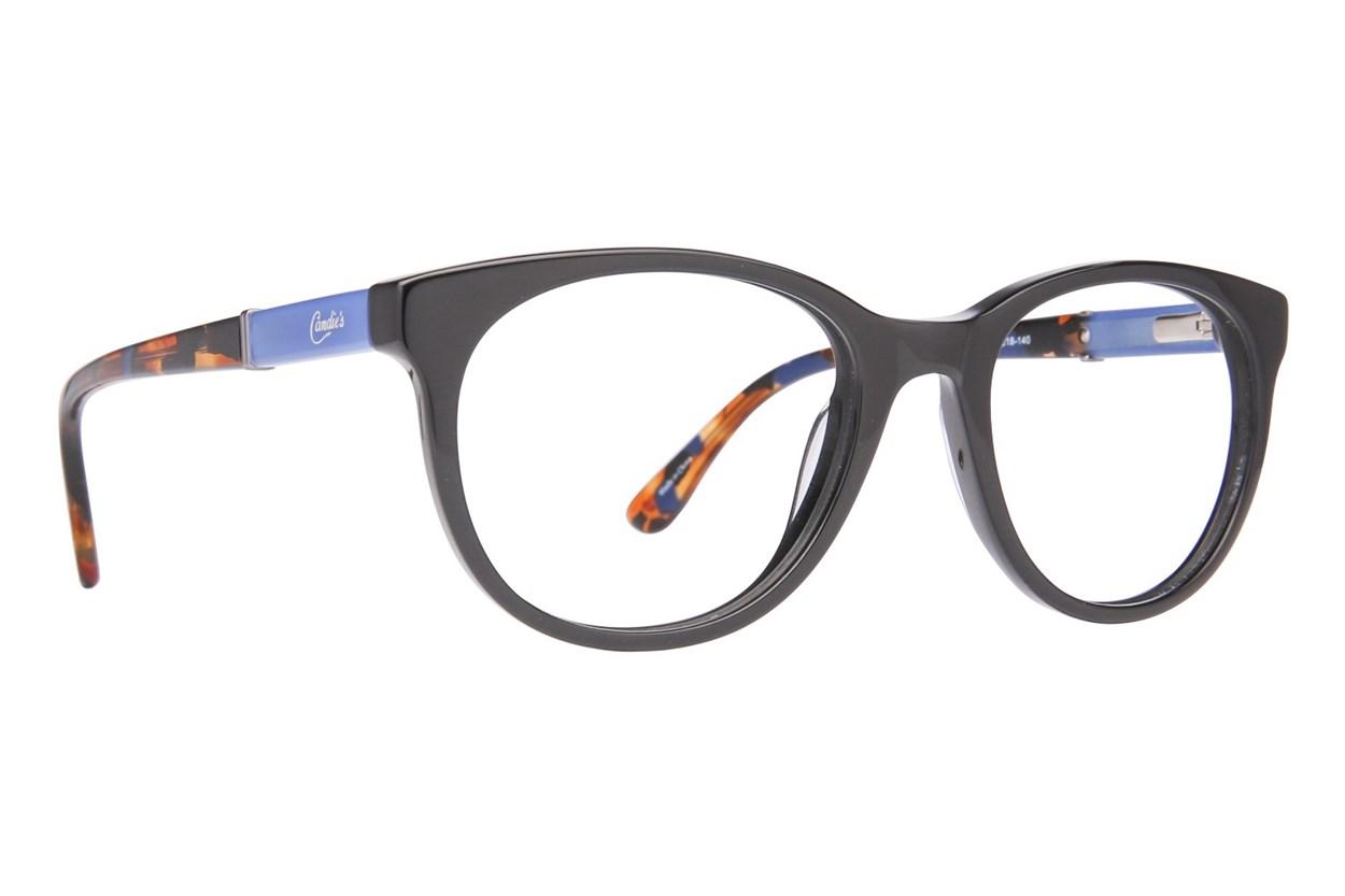 Candie's CA0138 Black Glasses
