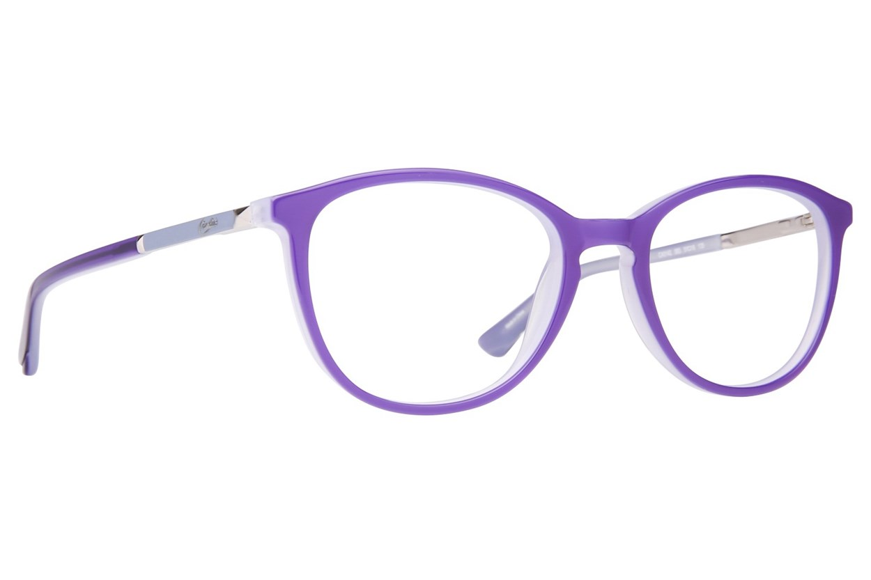 Candie's CA0142 Purple Glasses