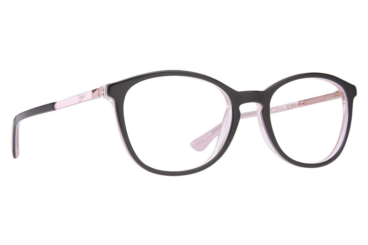 Candie's CA0142 Black Glasses