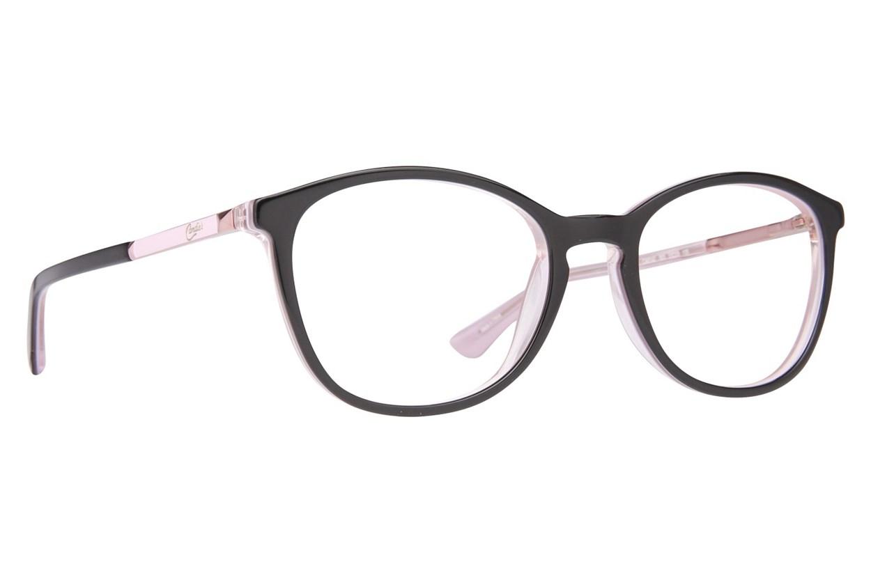 Candie's CA0142 Black Glasses