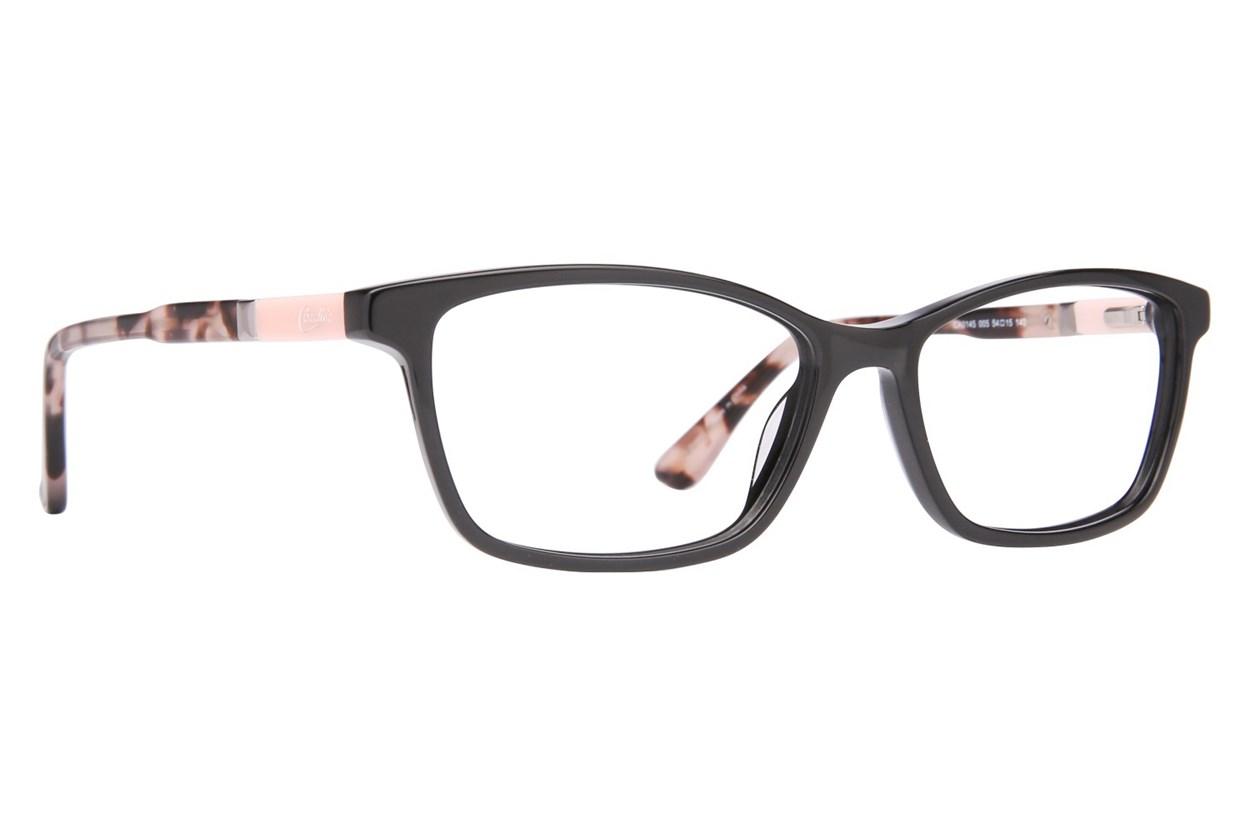 Candie's CA0145 Black Glasses