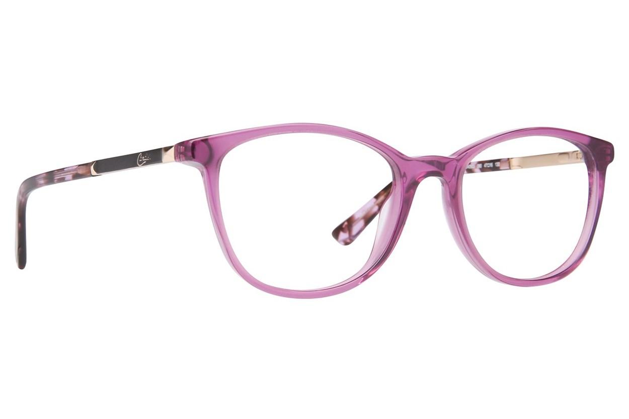 Candie's CA0503 Purple Glasses