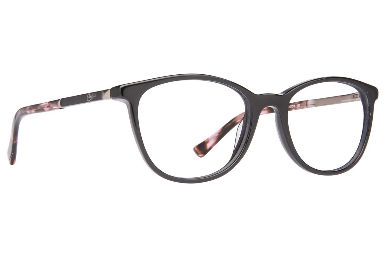 Candie's CA0503 Black Glasses