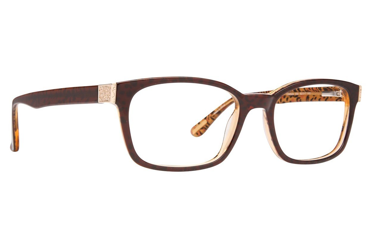 Covergirl CG0529 Brown Glasses