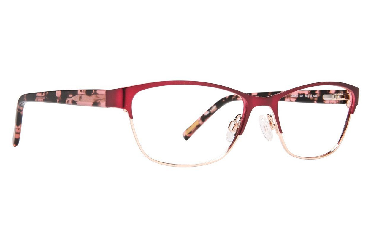 Covergirl CG0537 Wine Glasses
