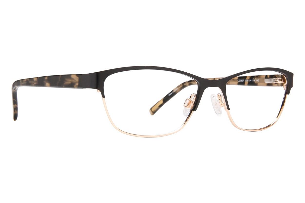 Covergirl CG0537 Black Glasses