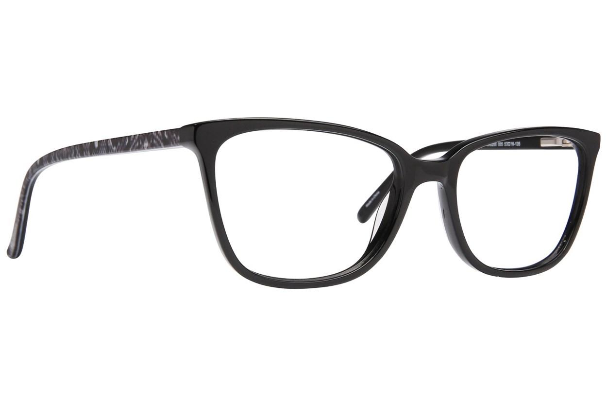 Rampage RA0200 Black Glasses