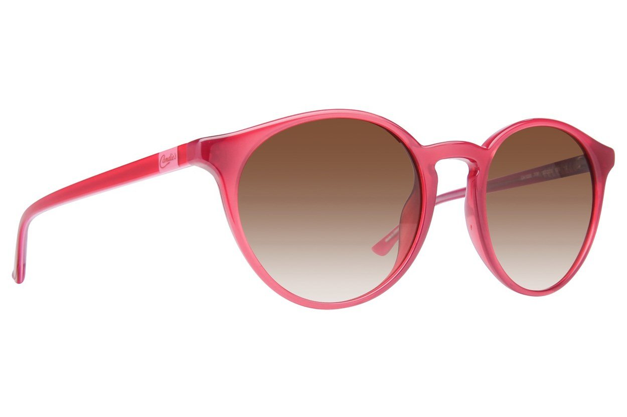 Candie's CA1020 Pink Sunglasses
