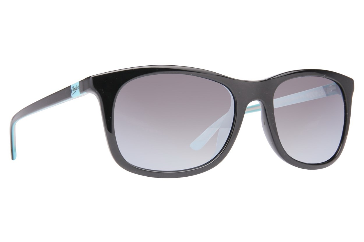 Candie's CA1021 Sunglasses - Black