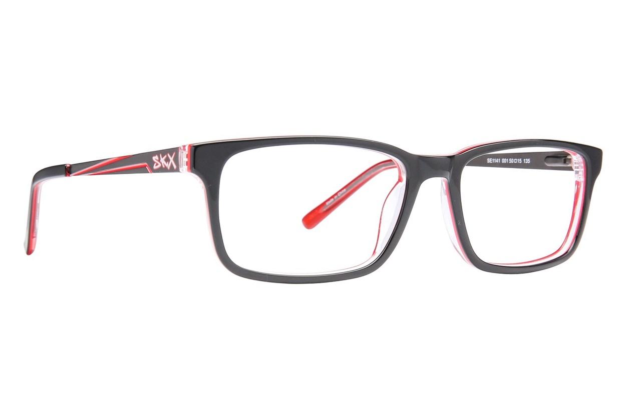 Skechers SE1141 Black Glasses