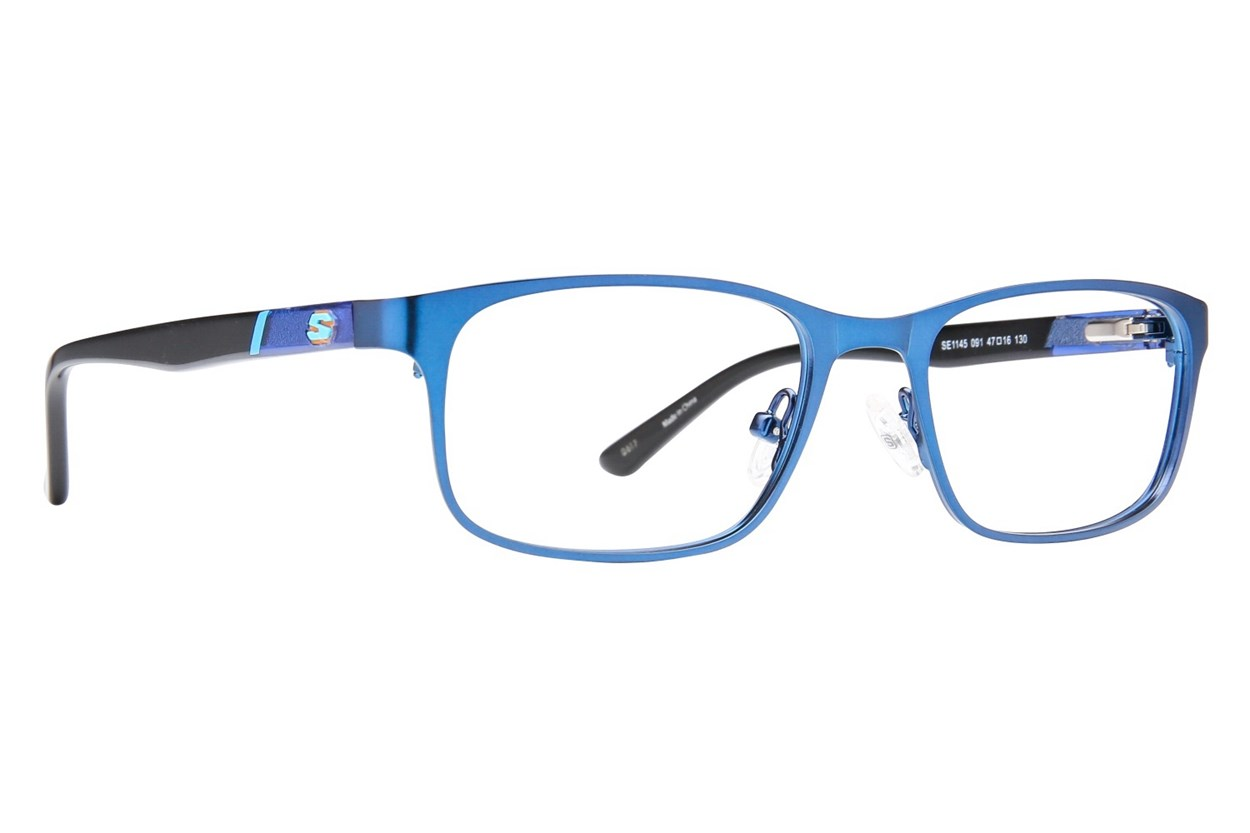 Skechers SE1145 Blue Glasses