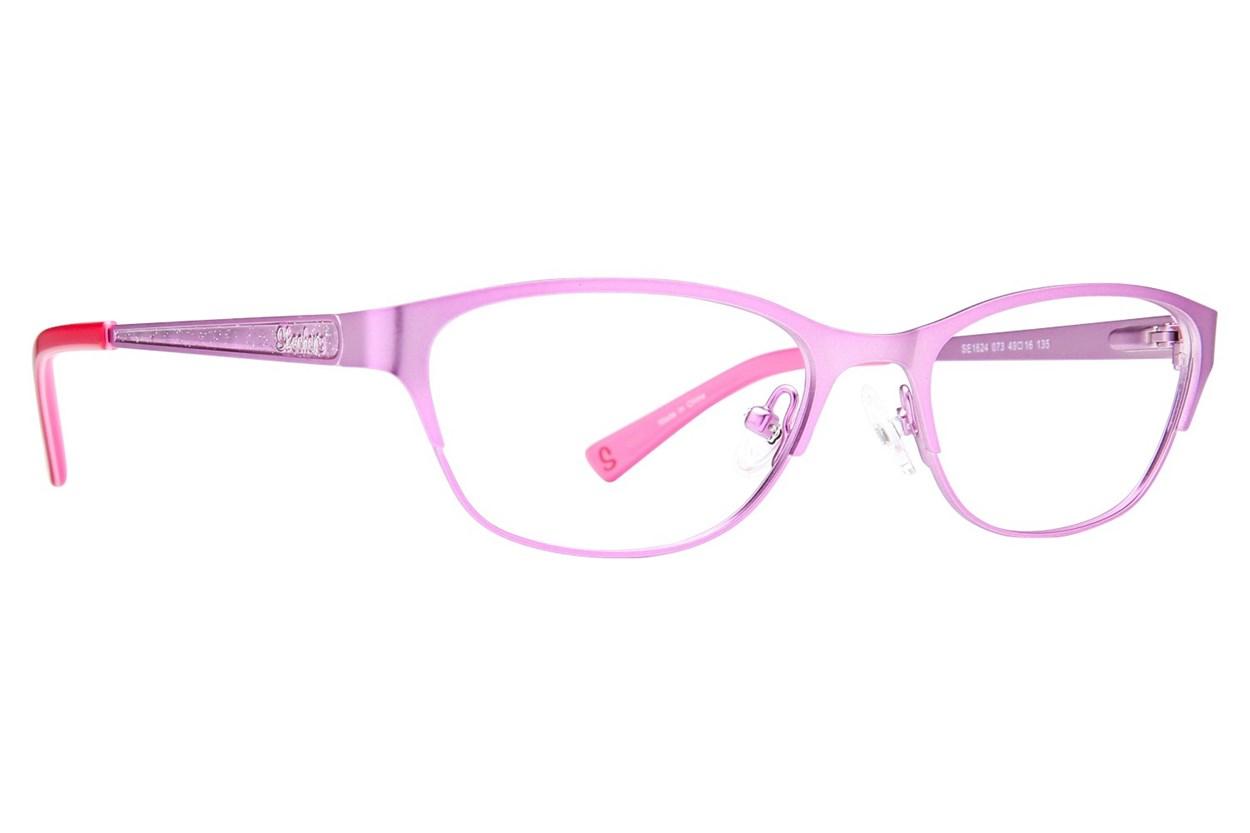 Skechers SE1624 Pink Glasses