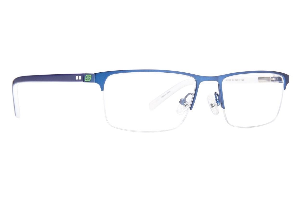 Skechers SE3195 Blue Glasses