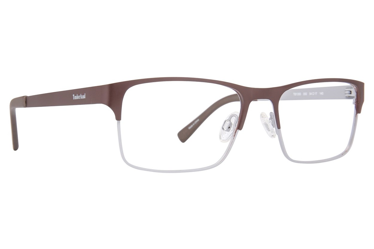 Timberland TB1355 Brown Glasses