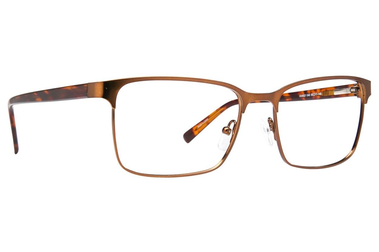 Viva VV4021 Brown Glasses