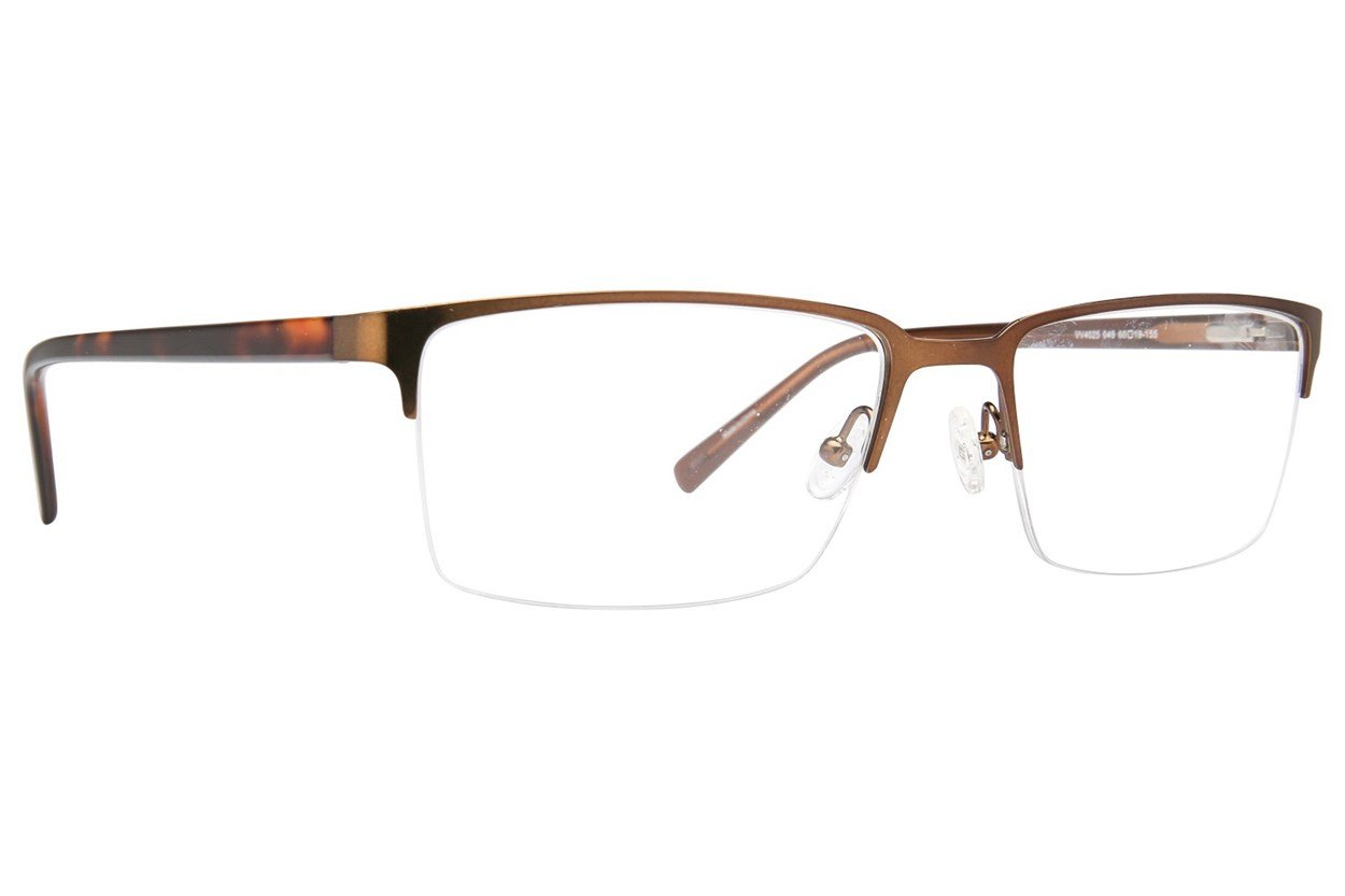 Viva VV4025 Brown Glasses