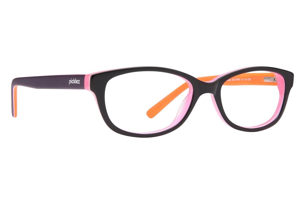 Picklez Bailey Black Glasses