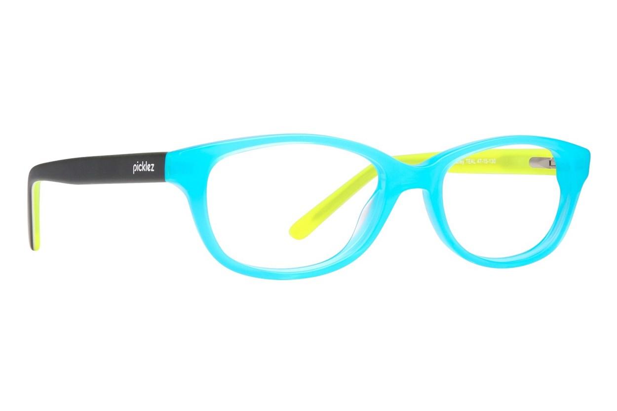 Picklez Bailey Turquoise Glasses