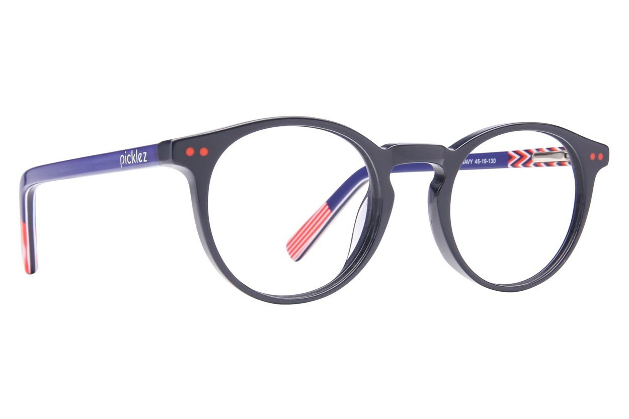 Picklez Baxter Blue Glasses